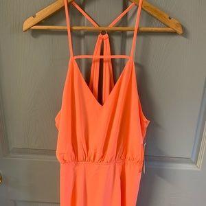 TOBI Coral Mini Dress